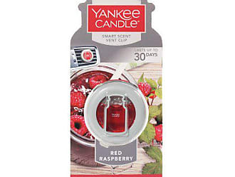Yankee Candle Company Yankee Candle Smart Scent Vent Clip, Red Raspberry