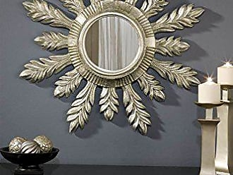 Hickory Manor House Solare Mirror, 29-Inch, Shimmer