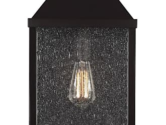 Feiss Lumiere Oil Rubbed Bronze Outdoor Wall Lantern