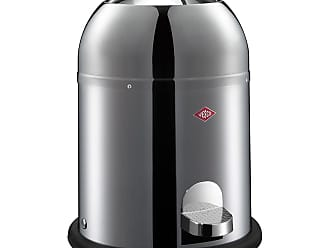 WESCO Single Master Bathroom Trash Can - Stainless Steel