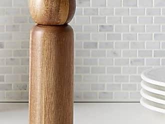 Danica Studio Acacia wood pepper mill