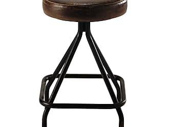 Moderno e minimalista design impilabile in metallo e pelle soft