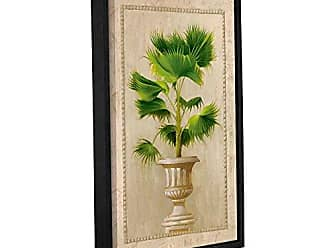 Brushstone Welby Key West Palm II Removable Wall Art Mural, 24X36
