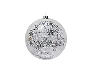 Grey 15 x 6.7 x 9 cm Alessi Christmas Ornament
