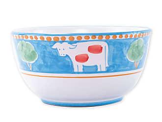 Vietri Mucca Deep Serving Bowl