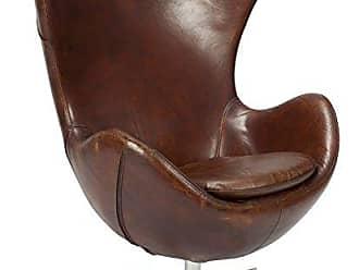 Moe's St. Anne Club Chair, Brown