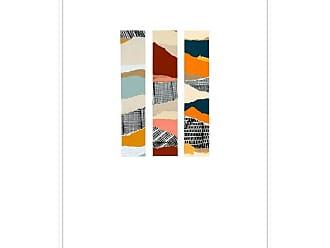 Ptm Images Shape Shifter No. 4 Framed Canvas Wall Art - 9-115261