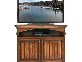 Eagle Furniture American Premiere Customizable 49 in. Entertainment TV Stand - 16045WPHG