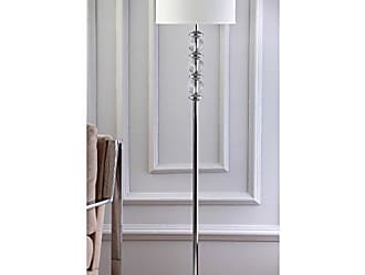 Safavieh Lighting Collection Riga Clear 60.25-inch Floor Lamp