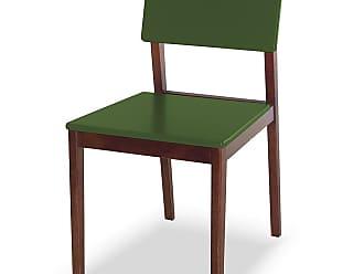 Nem Tudo é Igual Cadeira Felipe Verde MusgoVerde Musgo