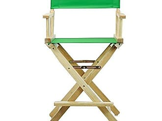 Yu Shan Casual Home 18 Directors Chair Natural Frame with Royal Blue Canvas