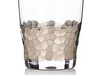 Kim Seybert Paillette Glass - Platinum