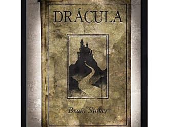 Hatcher & Ethan Dracula Framed Wall Art - HE15136_17X20_GLOS_BELV_HE