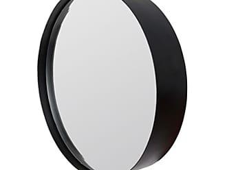 Spiegel Zwart Rond : Spiegels in zwart shop merken tot − stylight