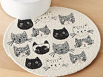 Danica Studio Kitten braided cotton trivet
