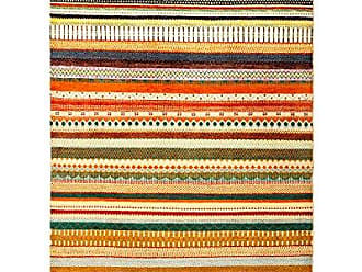 Solo Rugs Lori Hand Knotted Area Rug 4 1 x 6 1 Multicolor