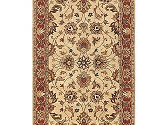 Surya Caesar 7-Feet 6-Inch by 9-Feet 6-Inch 100-Percent Wool Hand Tufted Area Rug