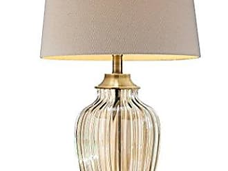 Ore International K-5713 28.5 Golden Gaze Glass Table Lamp, Unknown