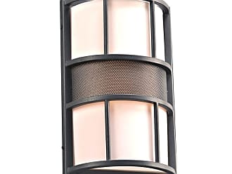 PLC Lighting 16656 1 Light 8.5 Wide Outdoor Wall Sconce from the