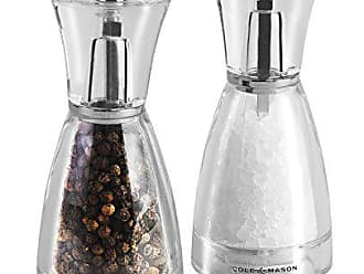 Cole  Mason Accessories Salt and Pepper Mill Tray AcrylicClear