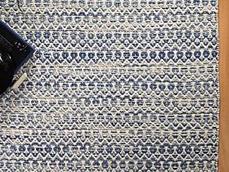 Simons Maison Blue wave rug