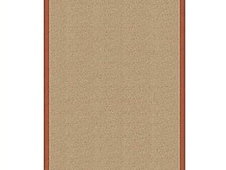 Linon Linon Collection Athena Brown & Burnt Orange, 2.6 x 8