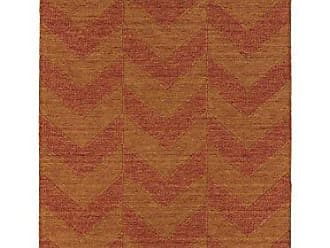 Kaleen Rugs Imprints Modern Hand-Tufted Area Rug, Paprika, 2 x 3