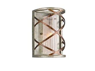 Woodbridge Lighting 12641VIN-C404 Braid Single Light 7-3/4 Wide Wall