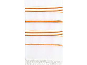 Linum Home Textiles Turkish Cotton Lucky Pestemal, Peshtemal, Fota Beach Bath Towel