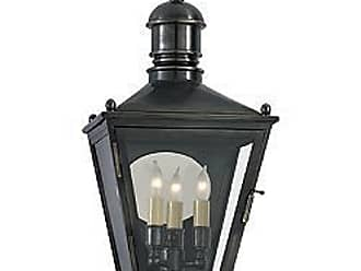 Visual Comfort Sussex 3/4 Outdoor Wall Sconce