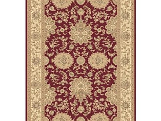 Dynamic Rugs Legacy 58019 Creche Persian Rug - Red