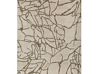 Kelly Wearstler Tracery Hand-knotted 10x8 Rug In Wool And Silk By Kelly Wearstler