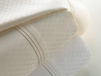 Matouk Two Standard 600 Thread Count Diamond Jacquard Sateen Pillowcases