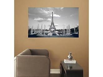 RoomMates Paris Peel and Stick Wall Mural - RMK3439PSM