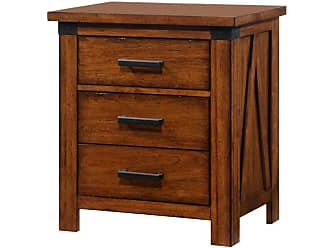 United Furniture Logan 3 Drawer Nightstand - 1022-80