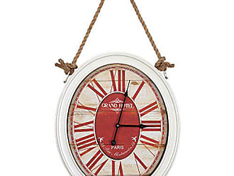 Yosemite Home Decor Yosemite Home Decor Circular Wall Clock, 19.69, Multi