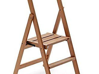 ARREDAMENTI ITALIA Bügeltisch STIROCOMODO Holz klappbar verstellbar Farbe Kirsch