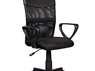 Pelegrin Cadeira Diretor Pelegrin Pel-0204 em Tela Mesh Preta