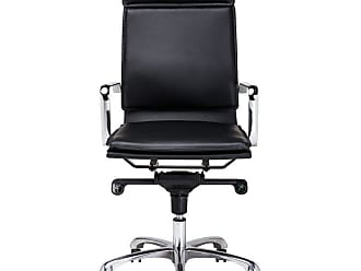 NUEVO Living Carlo High-Back Office Chair Black - HGJL304
