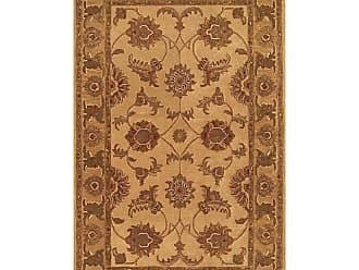 Noble House Imperial Area Rug - Beige/Gold, Size: 8 x 11 ft. - IMP1002811