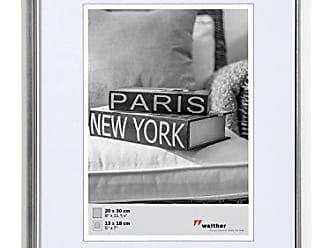 Walther KS515H Galeria Cadre en Plastique Galerie 5 x 10 x 15 cm,Argent