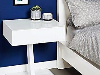 Nachttisch Metall Weis ~ Nachttische in weiß produkte sale bis zu − stylight