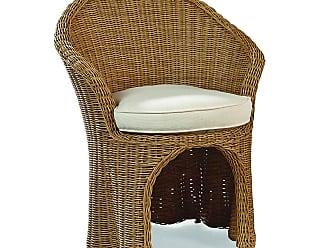 LANE VENTURE Crespi Wave Barrel Chair