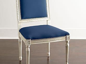 Massoud Ingram Leather Dining Chair, B1
