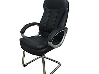 Pelegrin Cadeira Interlocutor em Couro Pu Pelegrin Pel-1693v