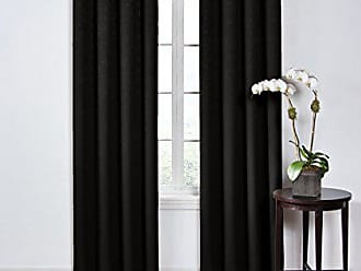 Ivory//Black VCNY Kingdom Printed Blackout 40 x 84