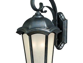 Vaxcel Chloe CE-OWD070GT Outdoor Wall Sconce, Size: 9.5 in. - CE-OWU090GT