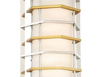 George Kovacs P1070-657-L Levels Single Light 13 High Integrated LED Wall
