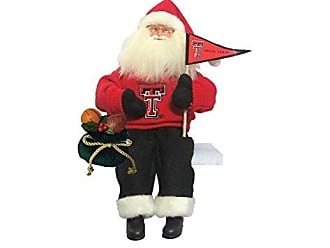 Santas Workshop Animated Tricycle Santa Figurine 36 Tall Red//White