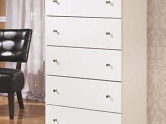 Ashley Furniture Bostwick Shoals Chest Of Drawers, White